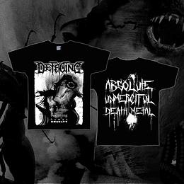 DEFACING  The Beginning Of Human Cruelty Shirt