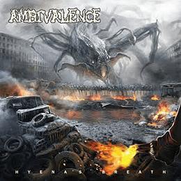 AMBIVALENCE - Hyena's Breath CD