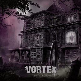 VORTEX - The Asylum CD