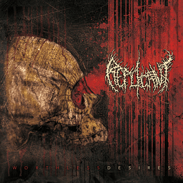 REPLICANT - Worthless Desires CD