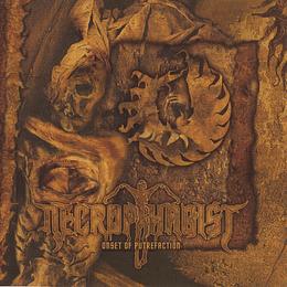 NECROPHAGIST - Onset Of Putrefaction CD