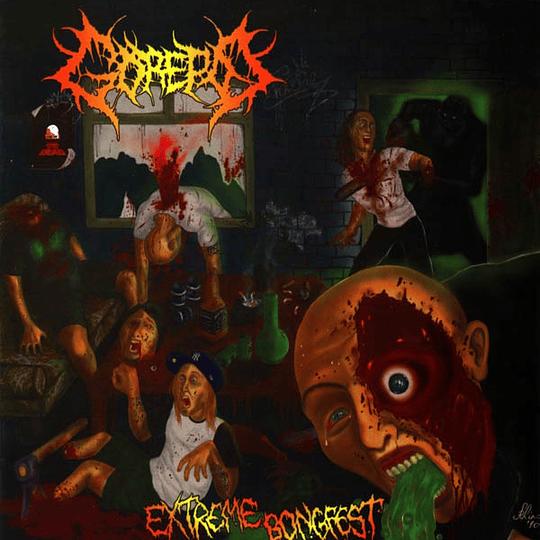 GOREPOT - Extreme Bongfest CD