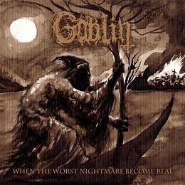 GOBLIN - When The Worst Nightmare Becomes Real DIGIPACK
