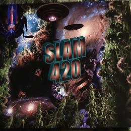 SLAM420 - Bloated Exploded OG Gluttony DIGISLEEVE PROMO