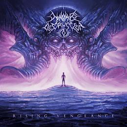 Nawabs Of Destruction - Rising Vengeance CD