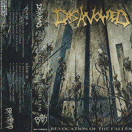 DISAVOWED - Revocation Of The Fallen CASSETTE