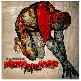 MURDER R*PE AMPUTATE - The Art Of Dehumanization CD