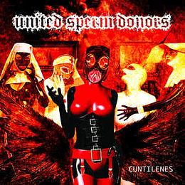 UNITED SPERM DONORS - Cuntilenes CD