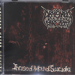 ABYSMAL TORMENT - Incised Wound Suicide CD