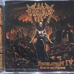 DESPONDENCY - Revelation IV (Rise of the Nemesis)  CD