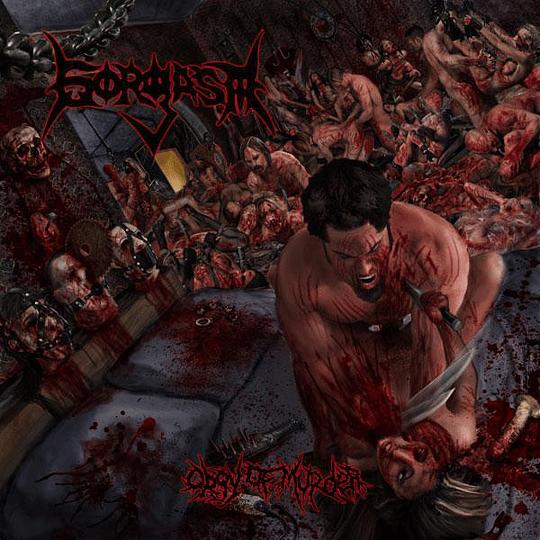 GORGASM - Orgy Of Murder CD
