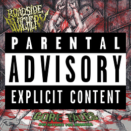 ROADSIDE BUTCHERY - Gore Tales And Hatchet For Hookers CD