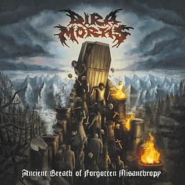 DIRA MORTIS - Ancient Breath Of Forgotten Misanthropy CD