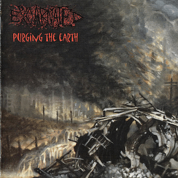 EXCARNATED - Purging The Earth CD
