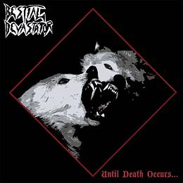 BESTIAL DEVASTATION - Until Death Occurs... CD
