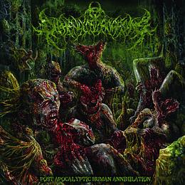 DIPHENYLCHLOROARSINE - Post Apocalyptic Human Annihilation CD