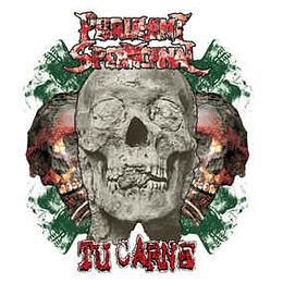 PURULENT SPERMCANAL / TU CARNE - Czech Brot Vs Spanish Chorizo Gore Brotherhood Split CD