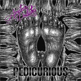 AMATEUR PODIATRY - Pedicurious / Solemates CD