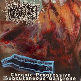 HIPERMENORREA / CANNIBE - Chronic Progressive Subcutaneous Gangrene / Laboratorio De Anatomia 7' VINYL