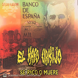 EL KASO URKIJO - Se Rico O Muere VINYL LP