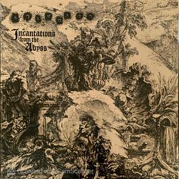 LP - QRIXKUOR -  Incantations From The Abyss VINYL