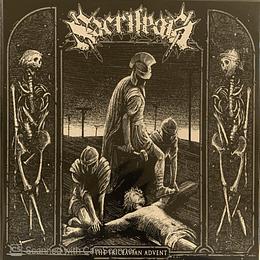 LP - SACRILEGIA - The Triclavian Advent VINYL