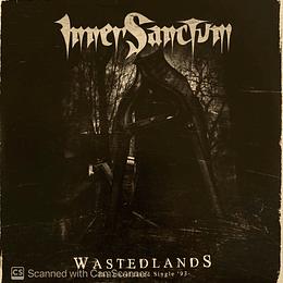 INNER SANCTUM - Wastedlands 7' VINYL