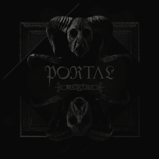 CD - PORTAL - Hagbulbia DIGIPACK