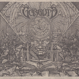 CD - GORGUTS - Pleiades' Dust DIGIPACK