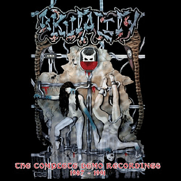 CD - BRUTALITY - The Complete Demo Recordings 1987 - 1991