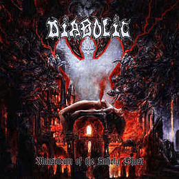 CD - DIABOLIC - Mausoleum Of The Unholy Ghost DIGIPACK