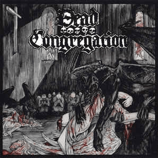 CD - DEAD CONGREGATION -  Purifying Consecrated Ground