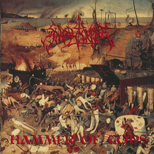 CD - ANGELCORPSE - Hammer Of Gods