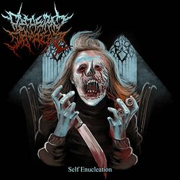 DECREPIT DEPRAVITY - Self Enucleation CD