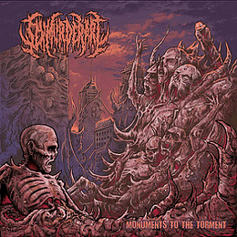 CD - SEX MURDER ART - Monuments To The Torment
