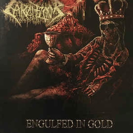 CD - CARNIFLOOR - Engulfed In Gold