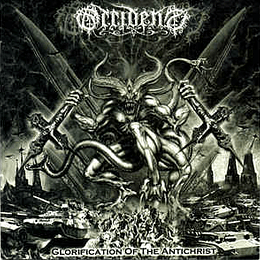 CD - OCCIDENS - Glorification Of The Antichrist
