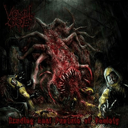 CD - VOMIT GOD - Exuding Anal Pustule Of Society