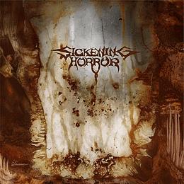 CD - SICKENING HORROR - When Landscapes Bled Backwards SLIPCASE