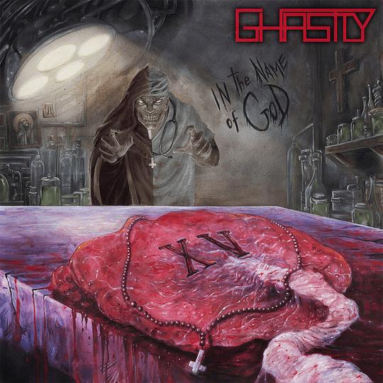 CD - GHASTLY - XV