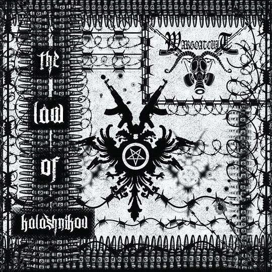CD - WARGOATCULT - The Law Of Kalashnikov