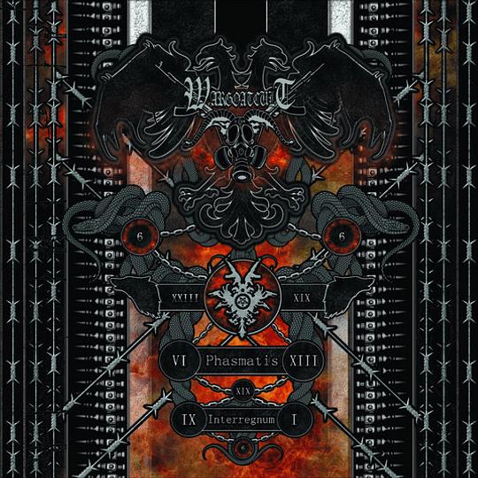 CD - WARGOATCULT - Phasmatis Interregnum DIGIPACK