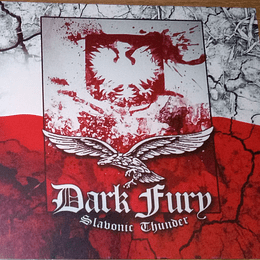 CD - DARK FURY - Slavonic Thunder DIGIPACK