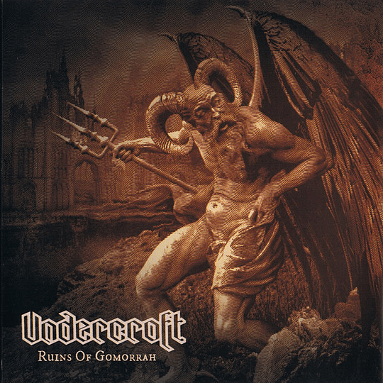 CD - UNDERCROFT - Ruins Of Gomorrah
