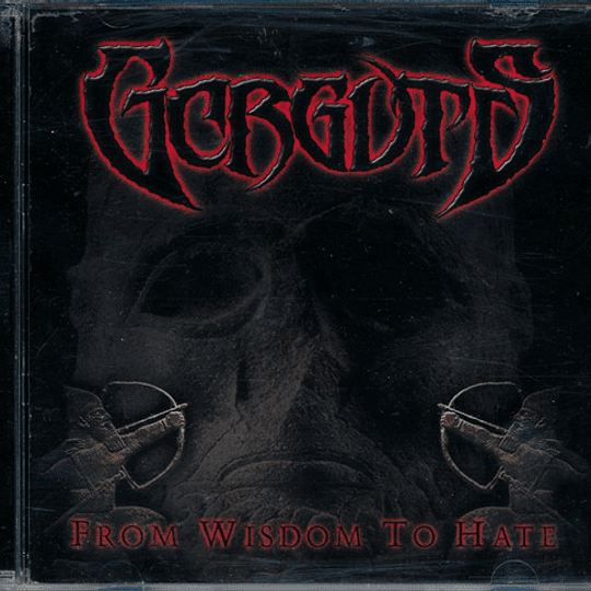 CD - GORGUTS - From Wisdom To Hate