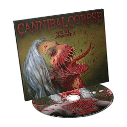 DIGIPACK CD - CANNIBAL CORPSE - Violence Unimagined