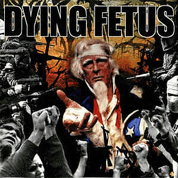CD - DYING FETUS - Destroy The Opposition
