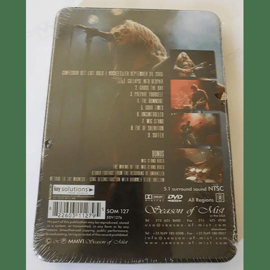 DVD - CONFESSOR - Live In Norway STEELBOX