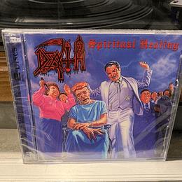 2CD - DEATH - Spiritual Healing