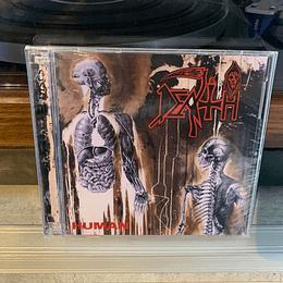 2CD - DEATH - Human